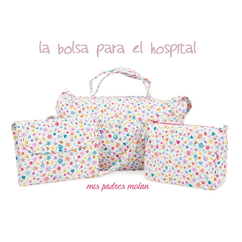 La bolsa del hospital I: El bebé. (Imprimible al final)