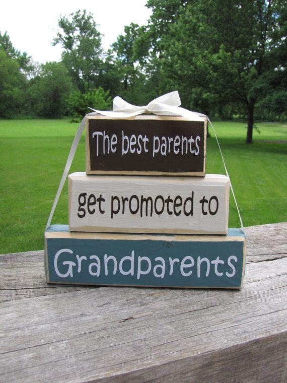 abuelos noticia embarazo