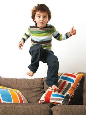 niño salto