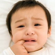dolor dientes bebe
