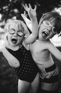niños happy kids