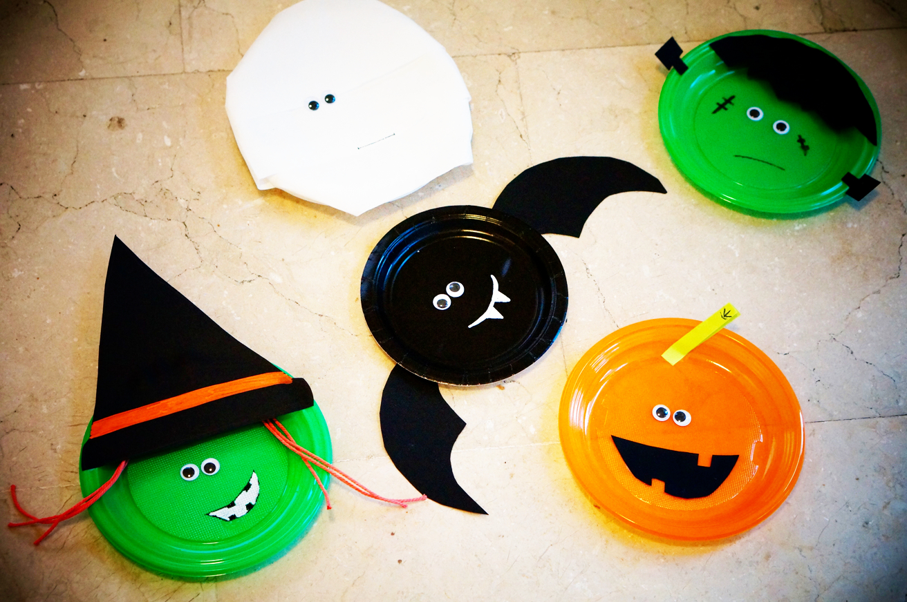Booh diy decoraci n para halloween for Decoracion halloween manualidades