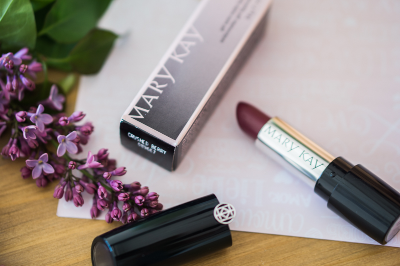 barra de labios mary kay